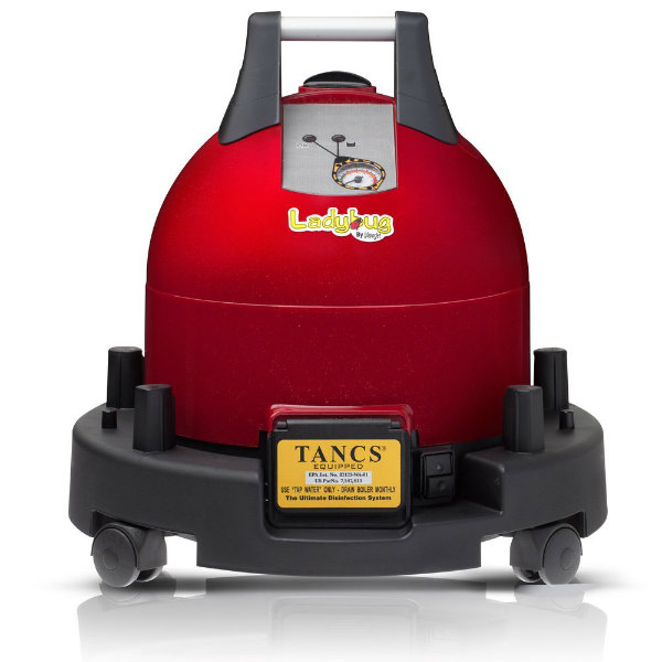 Ladybug Steam Cleaner