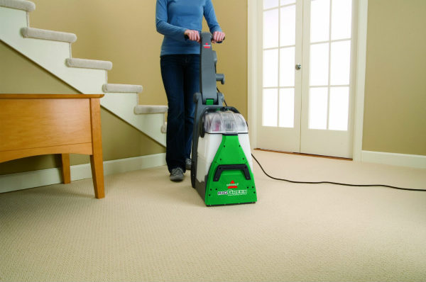 bissell big green deep cleaning machine steam cleaner reviews - Bissell Steam Cleaner