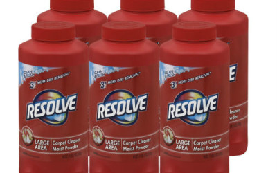 Resolve Dry Carpet Cleaner Review