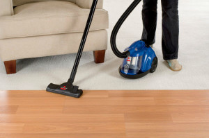 Bissell Canister Vacuum Reviews