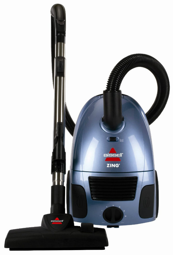 Bissell Canister Vacuum Carpet Cleaner Expert