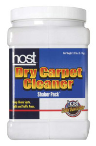 HOST Dry Carpet Cleaner Shaker Pack