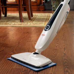 Hardwood Floor Steamer although harsh on bacteria including staph and salmonella the hoover steamplus cleaning solution is gentle on your hard surfaces and safe for use around Hardwood Floor Steam Cleaner Review