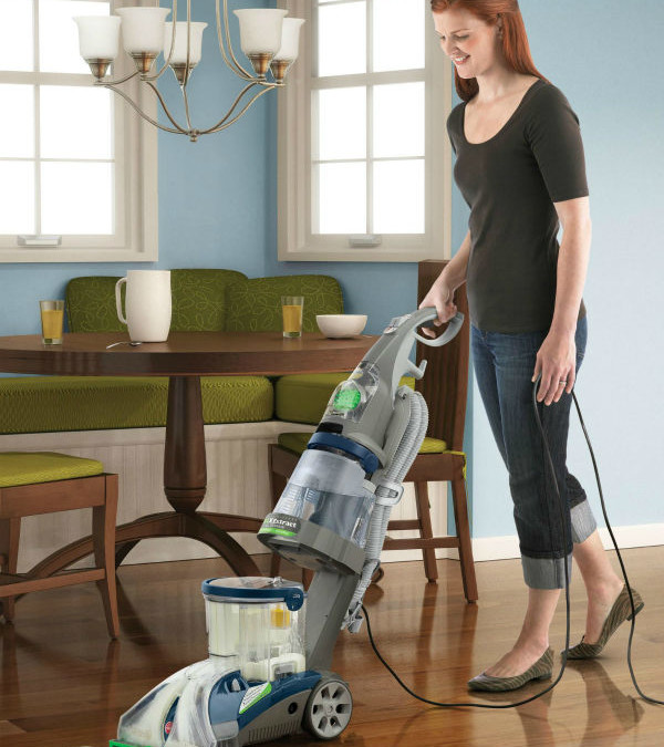 Hoover Steam Vac Dual V Review