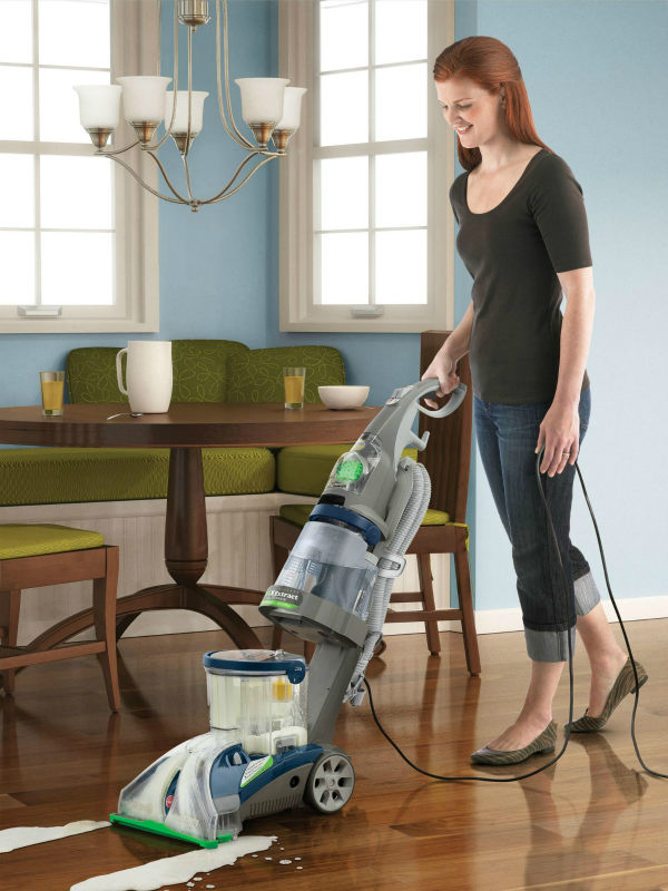 Hoover Steam Vac Dual V Review Carpet Cleaner Expert