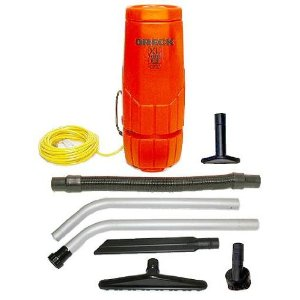Oreck Commercial Vacuums - Pro Backpack