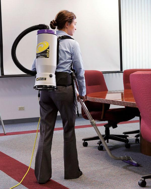 Backpack Vacuum Cleaner Reviews Carpet Cleaner Expert