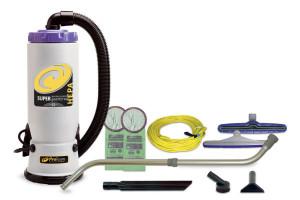 ProTeam Vacuums - Super QuarterVac